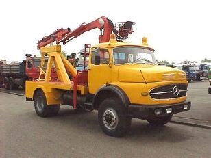 xe tải kéo cứu hộ MERCEDES-BENZ 1924 LAK - 4x4 / UNIQUE