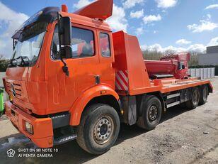 xe tải kéo cứu hộ MERCEDES-BENZ 3235   8X4 ////PORTE ENGINS//////PERFECTCONDITIONS////
