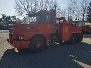 xe tải kéo cứu hộ SCANIA 112