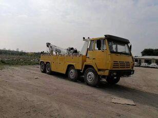 xe tải kéo cứu hộ SHACMAN SHAANXI