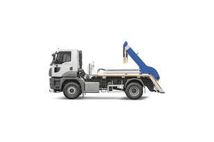 xe tải nâng thùng rác HİDRO-MAK mới