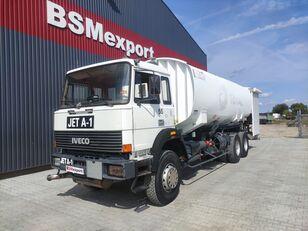 xe tải nhiên liệu IVECO 330-30, 6x4, 26000 liter, JET A-1