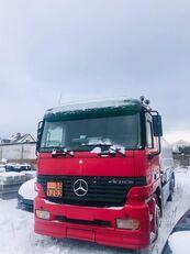 xe tải nhiên liệu MERCEDES-BENZ Actros 2550