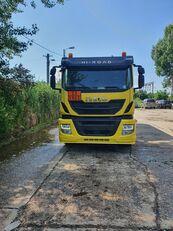 xe tải nhiên liệu OMSP Iveco stralis