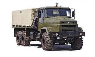 xe tải phủ bạt KRAZ 6322