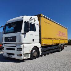 xe tải phủ bạt MAN TGA 26.350
