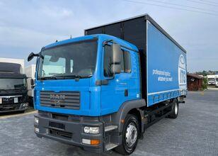 xe tải phủ bạt MAN TGM 18.280