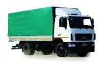 xe tải phủ bạt MAZ 534026 mới