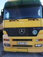 xe tải phủ bạt MERCEDES-BENZ ACTROS 2543