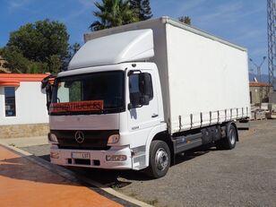 xe tải phủ bạt MERCEDES-BENZ ATEGO 1224 TAULINER