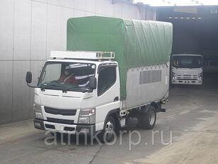 xe tải phủ bạt MITSUBISHI Canter