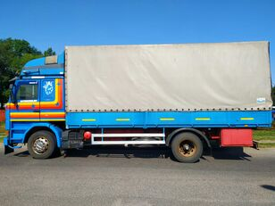 xe tải phủ bạt SCANIA 143