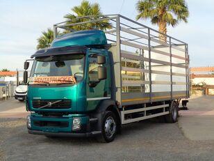 xe tải phủ bạt VOLVO FL 18.290 E5 CAJA FRUTERA