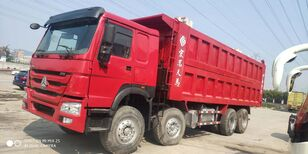 xe tải phủ bạt HOWO 375