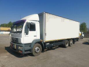 xe tải phủ bạt MAN LE20.280 CENTINATO IN ADR / PEDANA