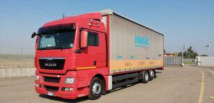 xe tải phủ bạt MAN TGX 26.440