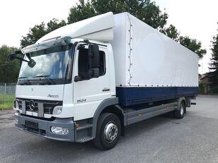 xe tải phủ bạt MERCEDES-BENZ 970.27 - ATEGO 1524
