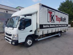 xe tải phủ bạt Mitsubishi Fuso 7C18 EURO6