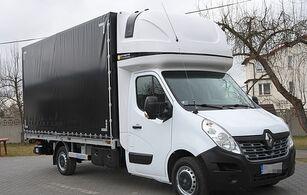 xe tải phủ bạt RENAULT *Master*9 palet*2.3 170km*ENERGY*Burto-Plandeka* ZNAKOMITY STAN!