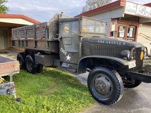 xe tải quân sự GMC 1942   CCKW 353 with winch