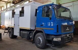 xe tải quân sự MAZ 5340 mới