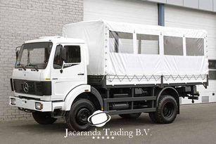 xe tải quân sự MERCEDES-BENZ 1017