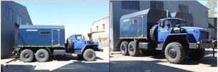 xe tải quân sự URAL Паропромысловая установка ППУА-1600/100 на шасси Урал 4320 mới