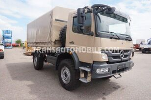 xe tải quân sự MERCEDES-BENZ ATEGO 1317 A mới