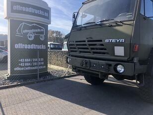 xe tải quân sự STEYR 1291.320 P43/M 4x4 Pritsche mit Plane