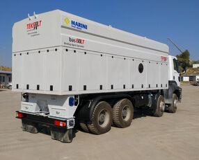 xe tải quân sự TEKFALT basFALT Binding Agent Spreader mới