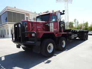 xe tải san phẳng KENWORTH * C500 * Bed / Winch * 8x4 Oil Field Truck *