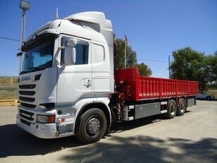 xe tải san phẳng SCANIA R 730