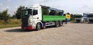 xe tải san phẳng SCANIA R420