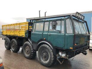 xe tải san phẳng TATRA 813 8x8 year 1981 unique oldtimer