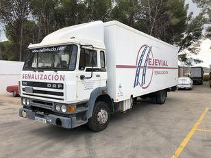 xe tải thùng kín DAF 1700