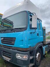 xe tải thùng kín ERF ECX 2005 BREAKING FOR SPARES cho phụ tùng