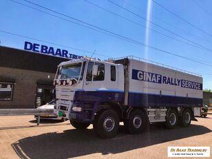 xe tải thùng kín GINAF M 4446-S 8x8 assistentie voertuig