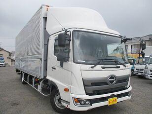 xe tải thùng kín HINO RANGER