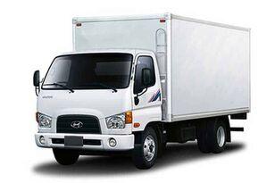 xe tải thùng kín HYUNDAI HD78 промтоварный фургон mới