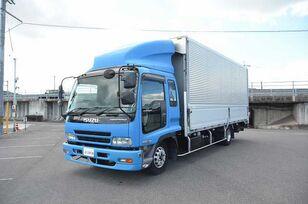 xe tải thùng kín ISUZU Forward