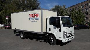 xe tải thùng kín ISUZU NPR 75 L-K mới