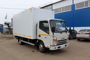 xe tải thùng kín JAC Промтоварный автофургон (европромка) на шасси JAC N56 mới