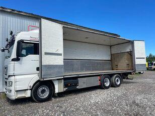 xe tải thùng kín MAN TGX 26.440, 6x2
