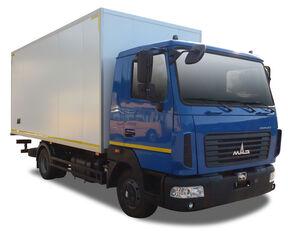 xe tải thùng kín MAZ mới