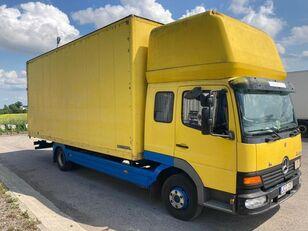 xe tải thùng kín MERCEDES-BENZ 818L ATEGO
