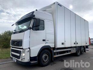 xe tải thùng kín VOLVO FH 460