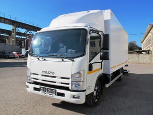 xe tải thùng kín ISUZU mới