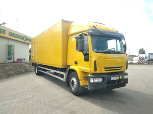 xe tải thùng kín IVECO eurocargo 190e24