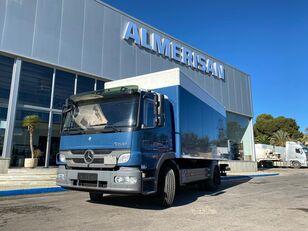 xe tải thùng kín MERCEDES-BENZ ATEGO 1222 L