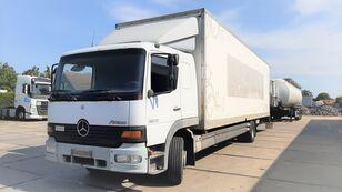 xe tải thùng kín MERCEDES-BENZ Atego 1228 / 6 Cylinders 12 Gears / 8 Bolts